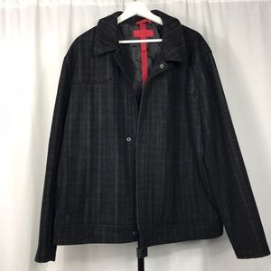 Alfani Fitted Wool Jacket Mens (1A12)